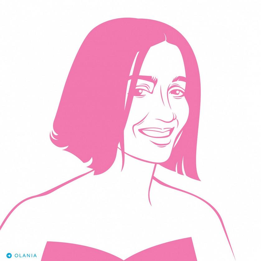 Векторный портрет изображение 3