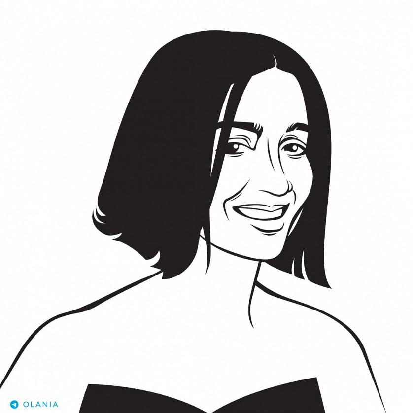Векторный портрет изображение 4
