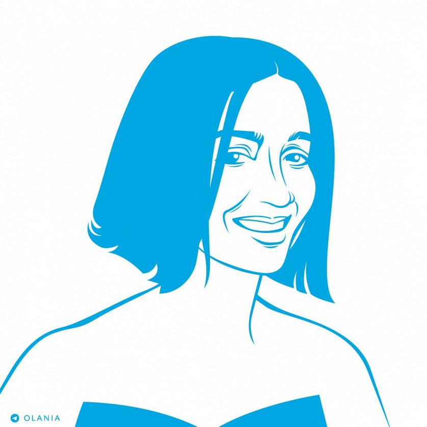 Векторный портрет изображение 5