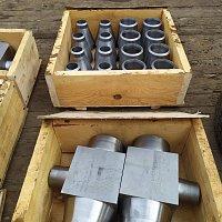 Производство стальных деталей трубопровода